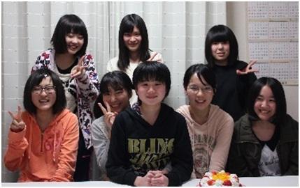 2013卒業生のみなさん