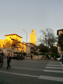 テキサス大学オースティン